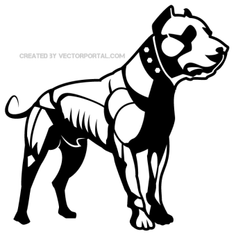 340x340 17 Free Bulldog Clipart Vectors Download Free Vector Art