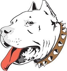 236x251 How To Draw A Pitbull Tribal Tattoo Projects To Try
