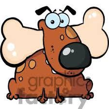 225x225 pitbull dog toon