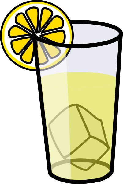 402x599 Lemonade Pitcher Clipart