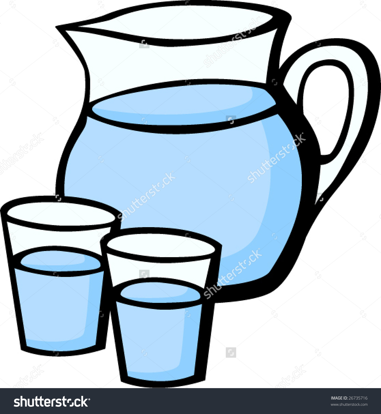 1471x1600 Pitcher Clipart Empty