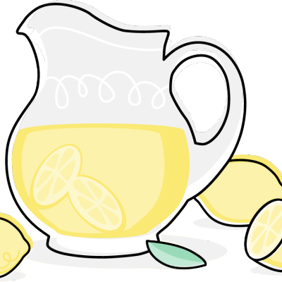 400x400 Pitcher Clipart Lemonade Pitcher
