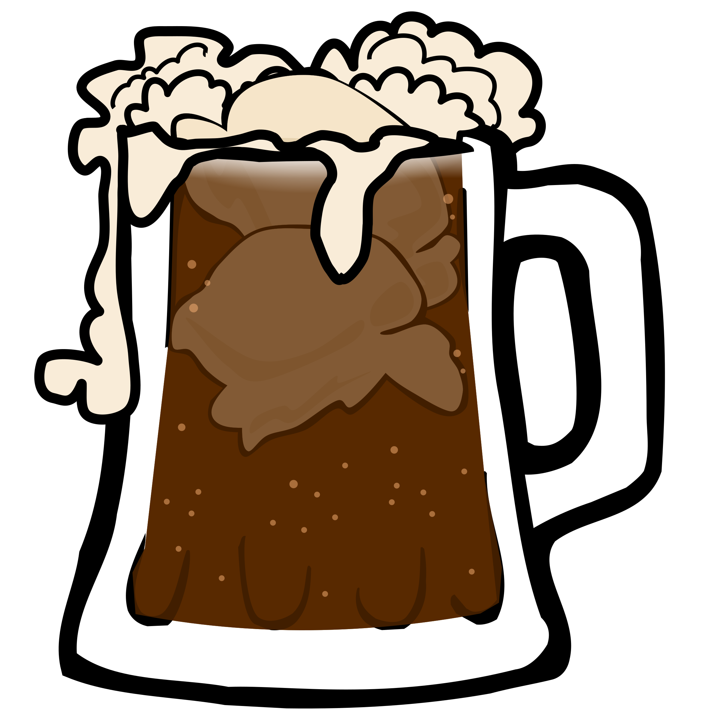 2397x2400 Boose Clipart Beer Pitcher