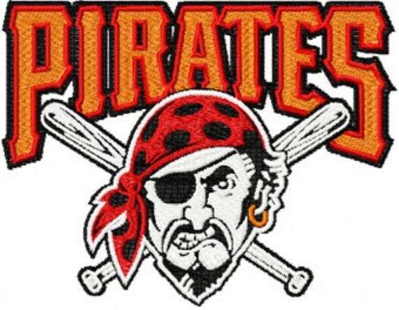 570x443 Pirates Baseball Clipart