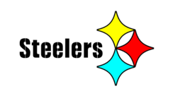 244x136 Pittsburgh Steelers Logo Clipart