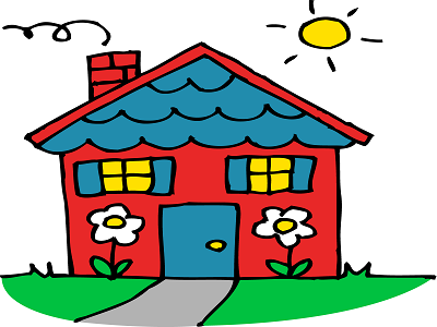 400x300 Welcome To Your New Home Clipart