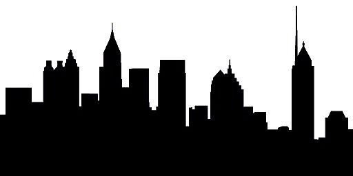 512x256 Pittsburgh Skyline By Acebaseball Redbubble