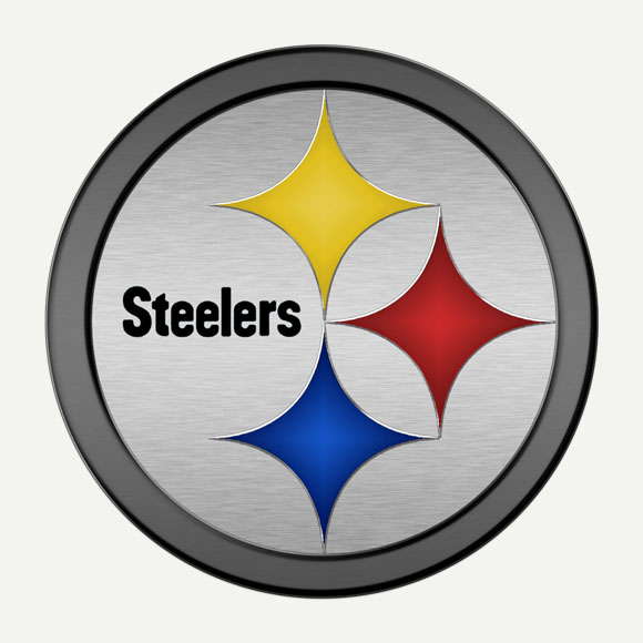 580x580 Pittsburgh Steelers Logo Clipart