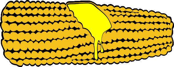 600x232 Corn On The Cob Clip Art