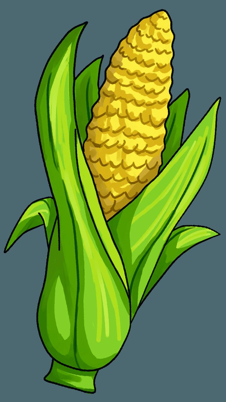 720x1280 Free Corn Clipart