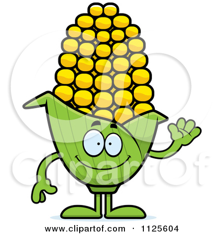 450x470 Cartoon Corn Clipart