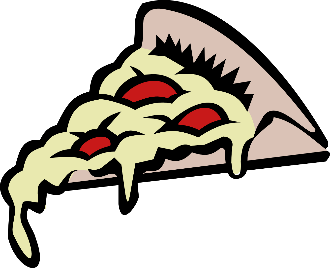 1331x1079 Pizza Word Cliparts 245259