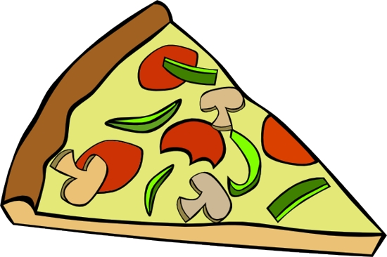 550x366 Pizza Black And White Pizza Clipart Black And White Free Images 3