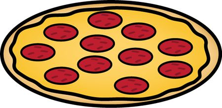 450x219 Pizza Clip Art Free Download Clipart Images 3