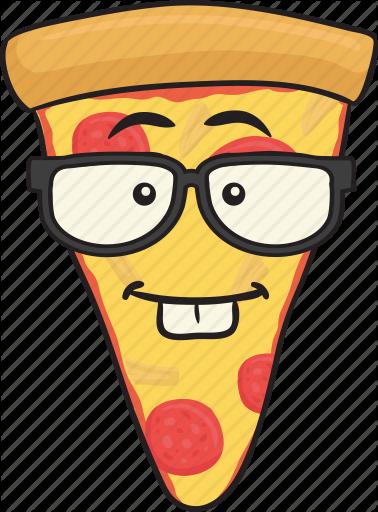 378x512 Cartoon, Emoji, Pizza, Slice, Smiley Icon Icon Search Engine