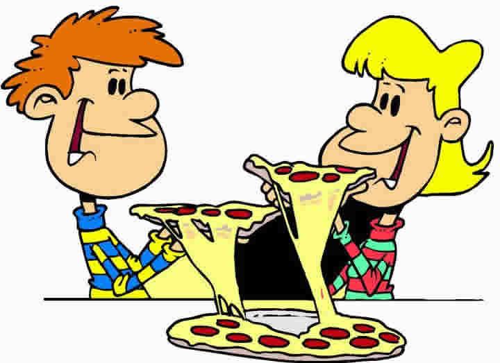 720x523 Pizza Clip Art Night Clipart Download
