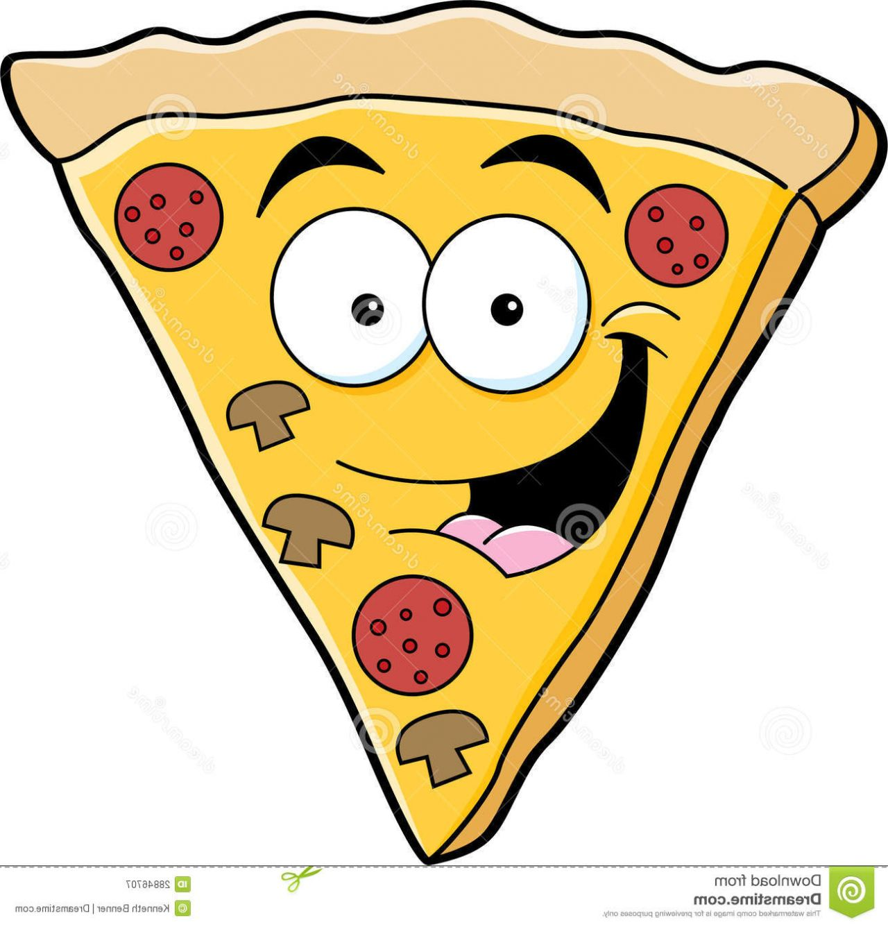 Pizza Cartoon Clipart | Free download on ClipArtMag