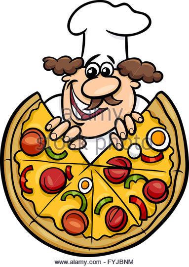 383x540 Pizza Cartoon Stock Photos Amp Pizza Cartoon Stock Images