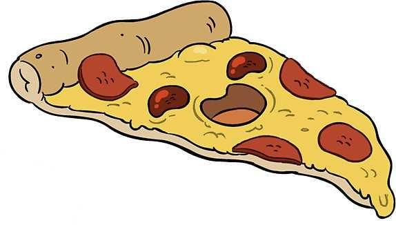 574x326 Pizza Cartoon Clipart Panda