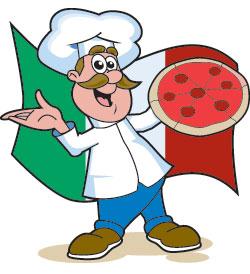 250x274 Pizza Cartoon Iblogopedia