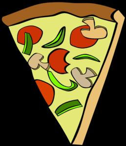 258x298 Pizza Clip Art