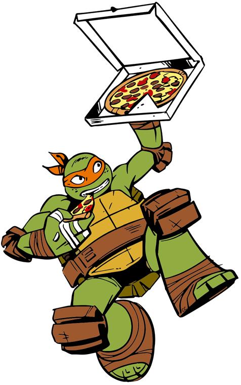 476x759 Teenage Mutant Ninja Turtles Clip Art Images