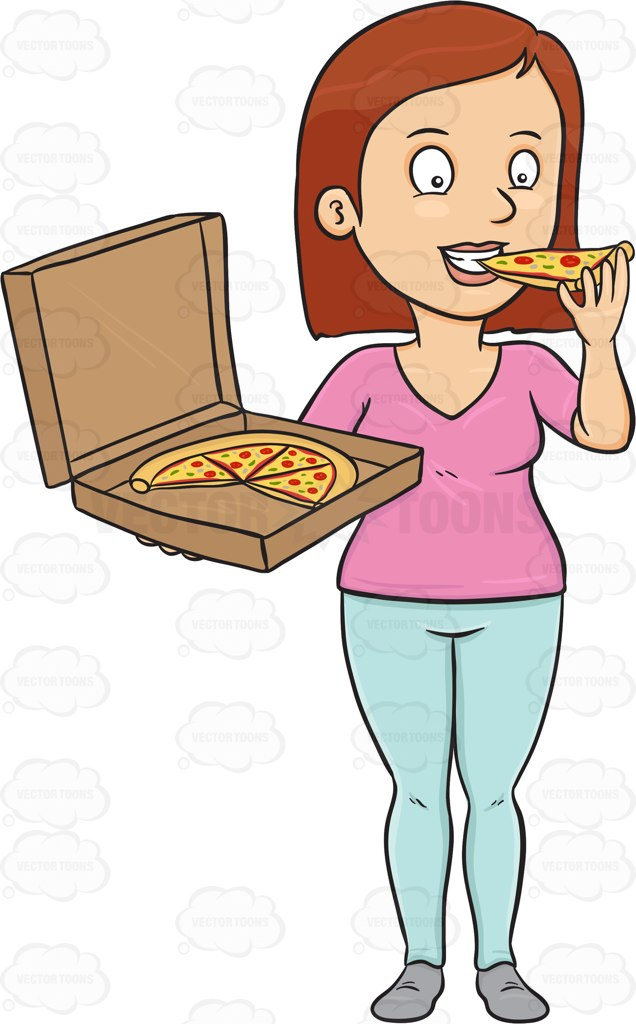 Pizza Cartoon Images