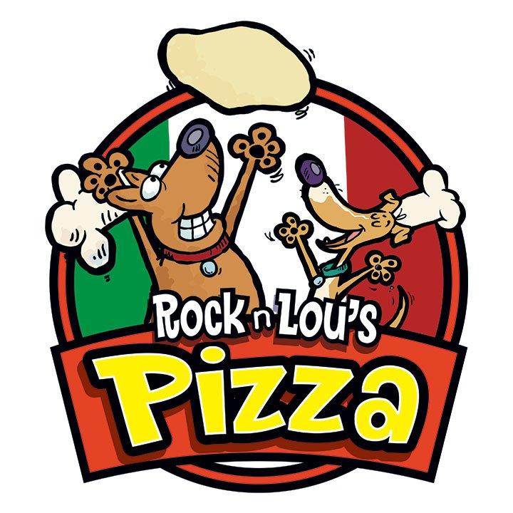 720x720 Rock N Lou Pizza Logo Ostrom