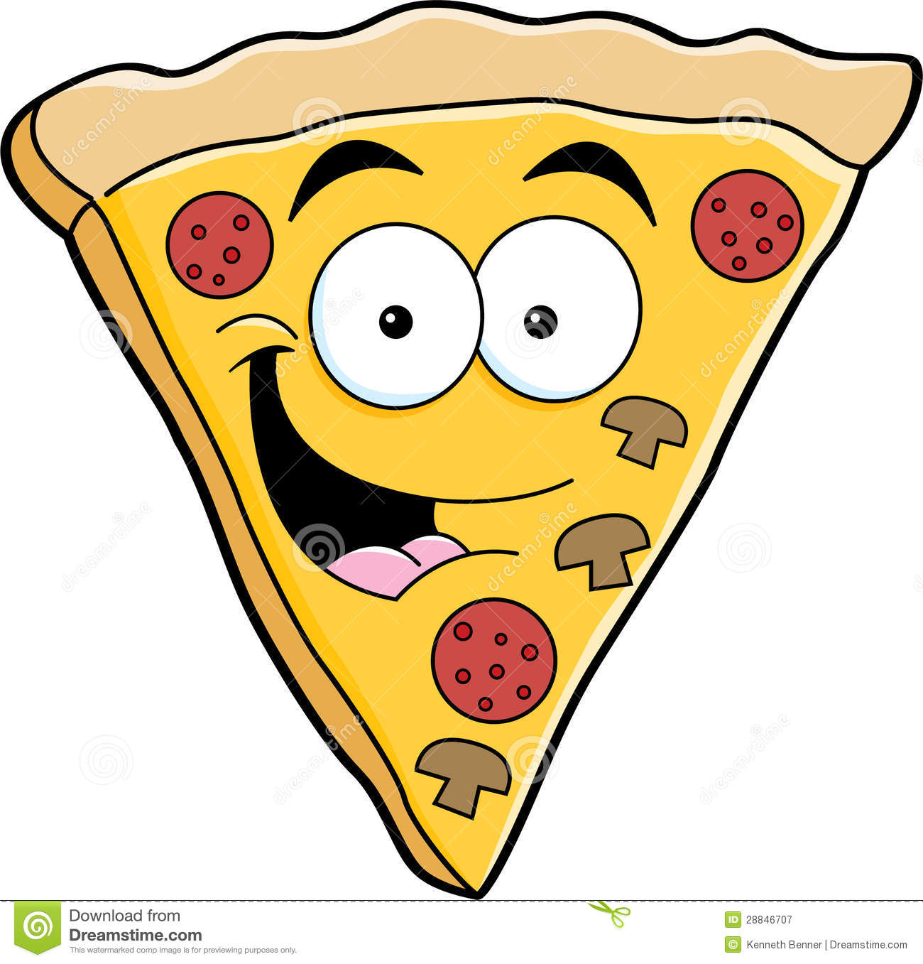 1300x1357 Animated Pizza Clipart