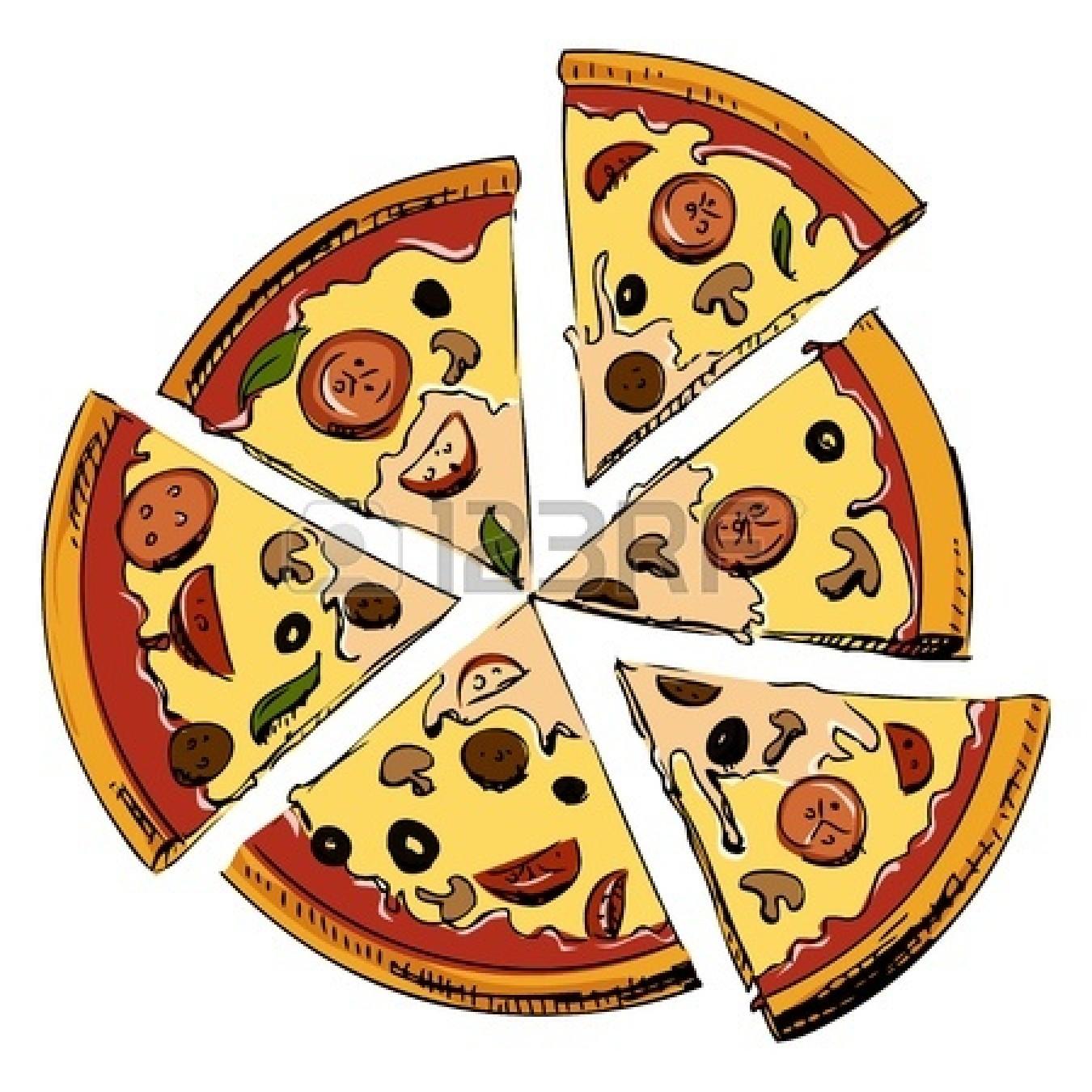 1350x1350 Drawn Pizza Whole Pizza