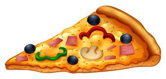 337x160 Pizza Slice Clip Art Many Interesting Cliparts