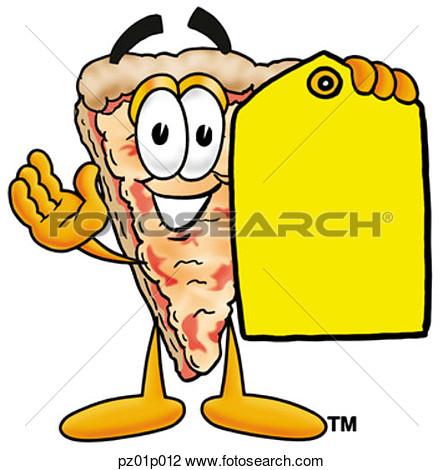 443x470 Pizza Clip Art