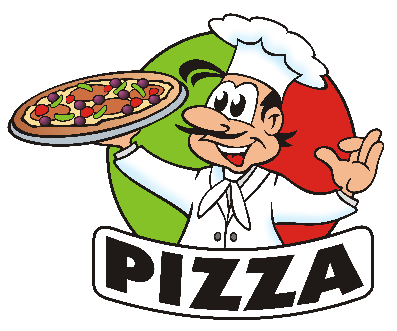 6000x5000 Pizza Clipart 0