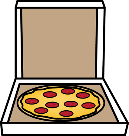 426x450 Pizza In A Clip Art Pizza In A Image