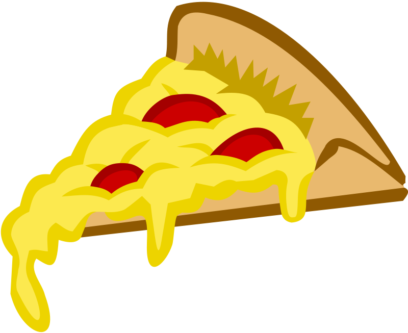 800x653 Cheese Pizza Clipart Free Images 3