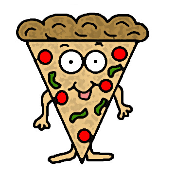 360x360 Free Pizza Clipart