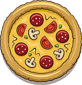 Pizza Images Clipart
