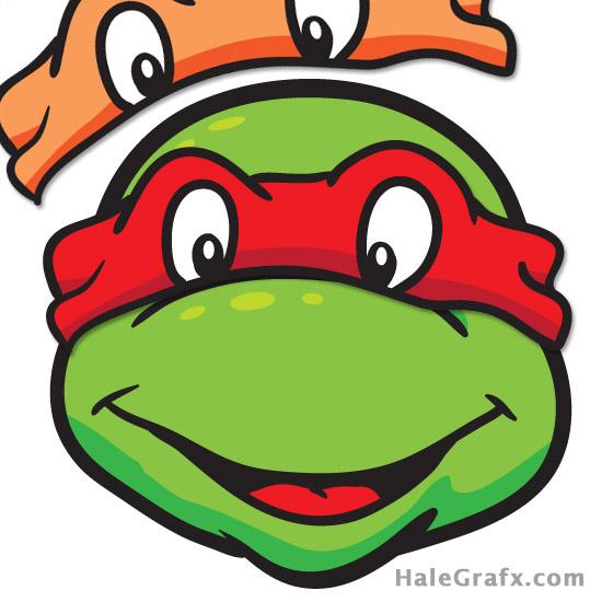 550x550 Free Tmnt Pin The Mask On The Ninja Turtle Printable
