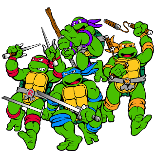 320x320 Free Ninja Turtle Clipart