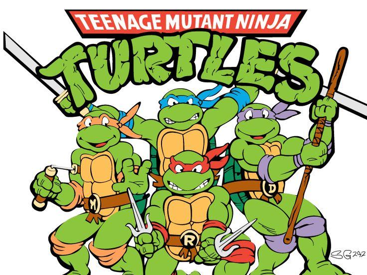 736x551 Graphics For Ninja Turtles Graphics
