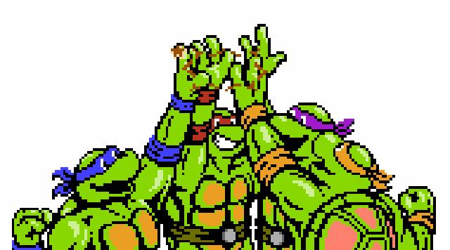 640x356 Ninja Turtles Pizza Clipart