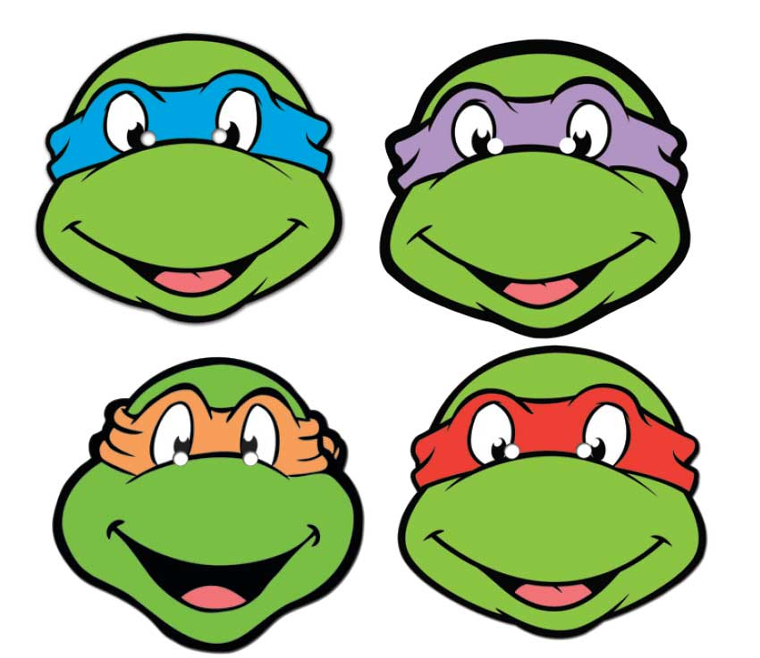 850x737 Ninja Turtles Clipart