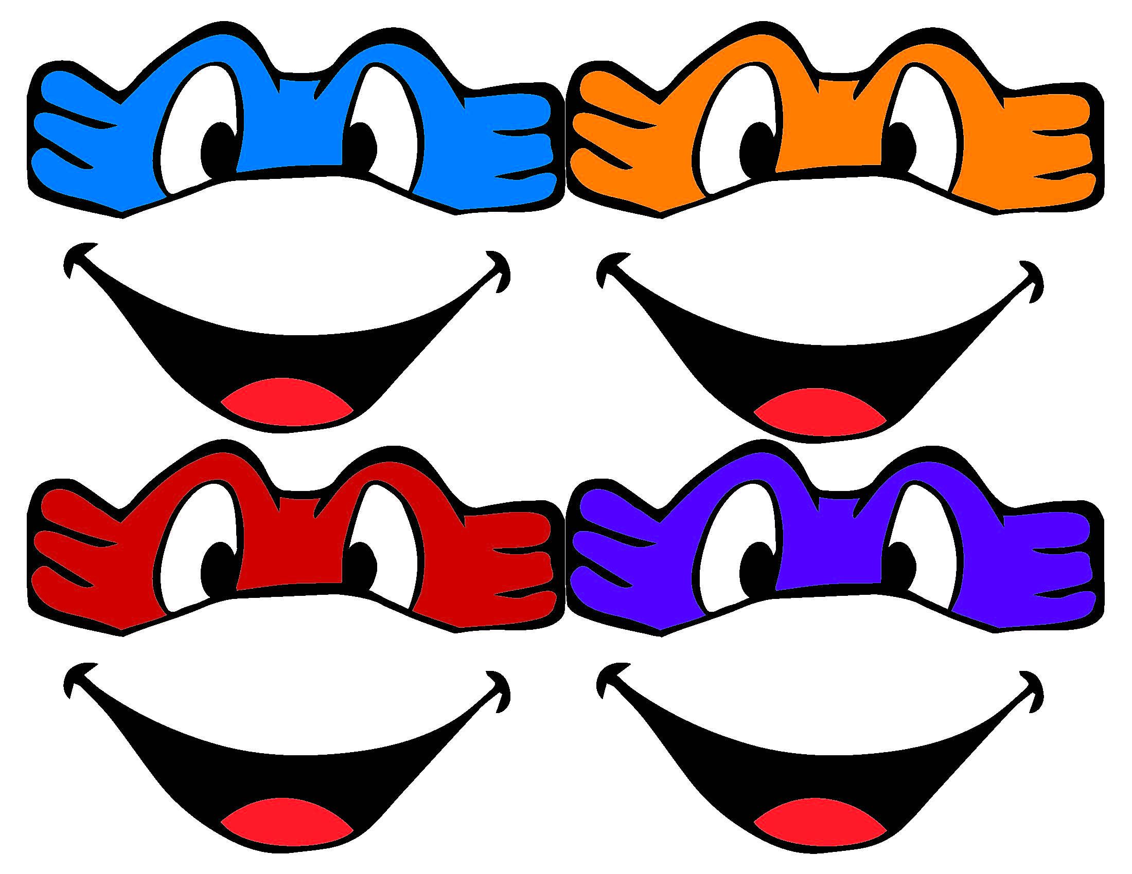 2200x1700 Teenage Mutant Ninja Turtles (Tmnt) Mask Face Free Printable