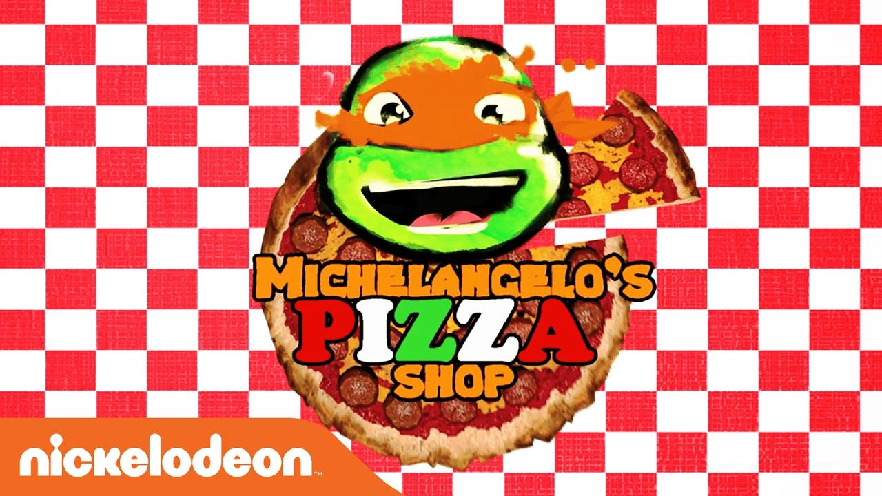 1280x720 Teenage Mutant Ninja Turtles National Pizza Day Michelangelo'S