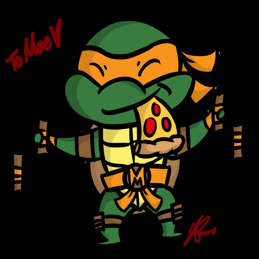 900x900 Turtle Clipart Michelangelo