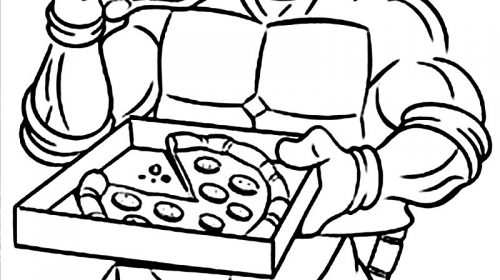 500x280 beautiful ninja turtles coloring pages coloring pages activities
