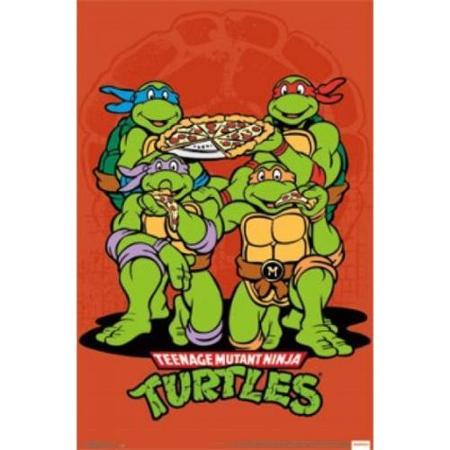 450x450 Buy Teenage Mutant Ninja Turtles Purse Pizza Hinge Wallet In Cheap