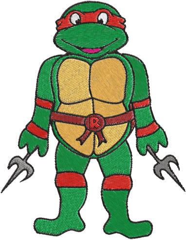 382x493 Clipart Ninja Turtles