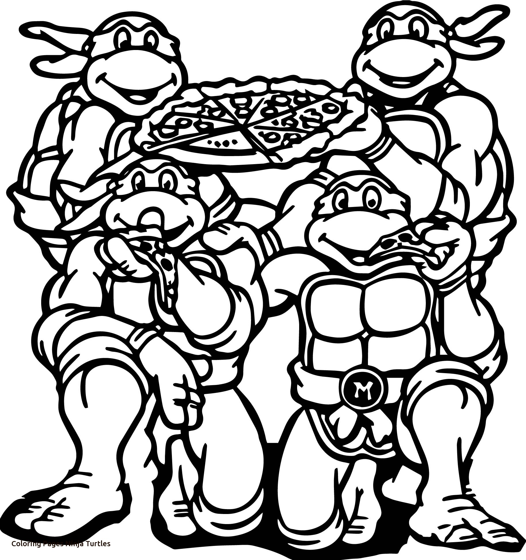 1827x1948 Coloring Pages Ninja Turtles Freecolorngpages.co