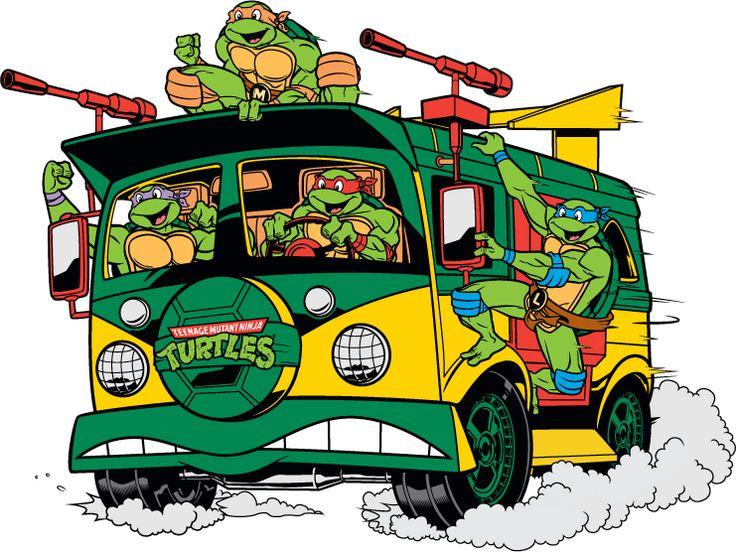 Pizza Ninja Turtles